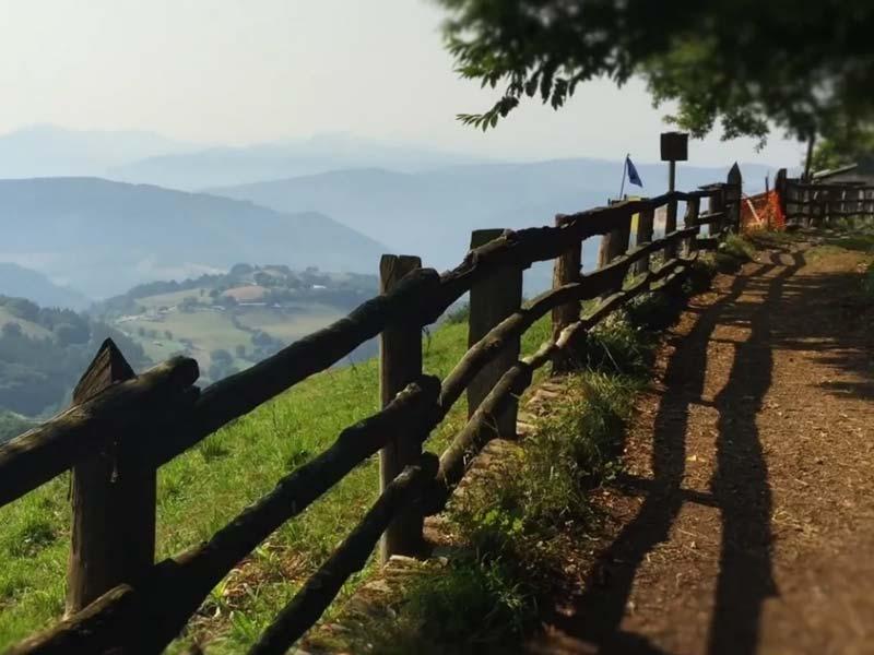 Hills of Tineo