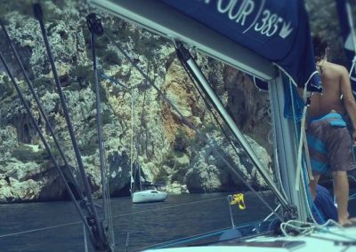 A Little Time with Lady Maia – Sailing Spain's Costa Blanca