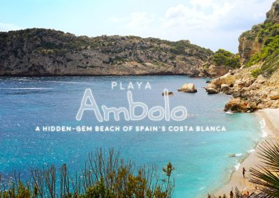 Playa Ambolo – Swimming with the Locals