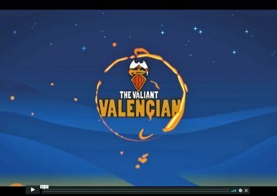 The Valiant Valencian Teaser